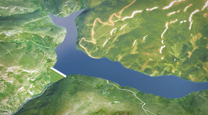 Pressure mounts on EBRD to quit Mavrovo dams project