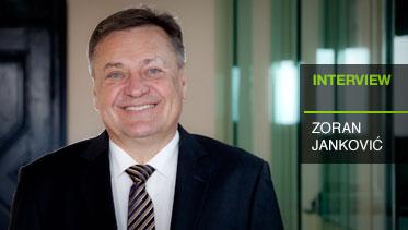 Zoran Jankovic. Mayor of Ljubljana