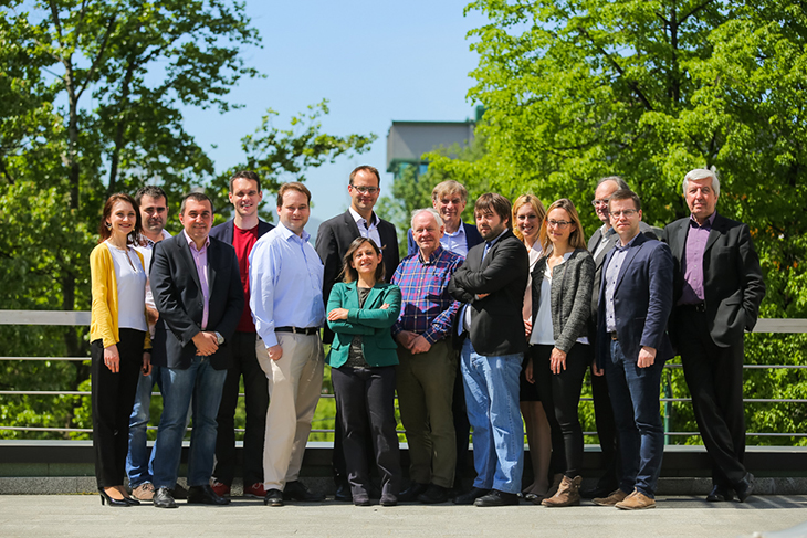 multEE project team