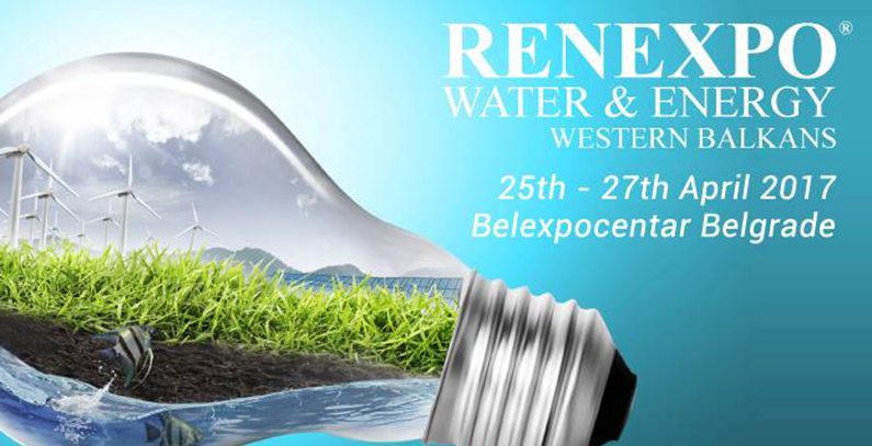 RENEXPO Water and Energy fair will bring 2,500 experts to Belgrade