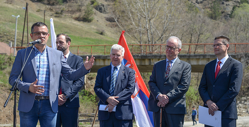Sekopak opens first membrane dam against packaging waste in Serbia