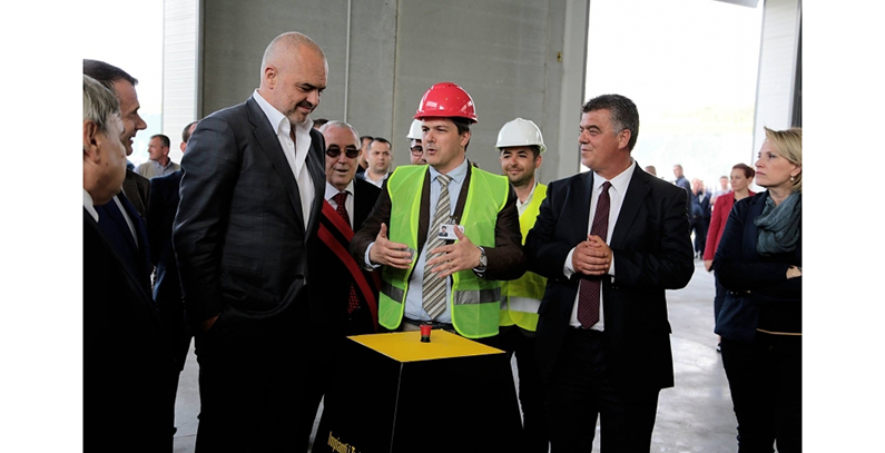 First waste-to-energy plant inaugurated in Albania