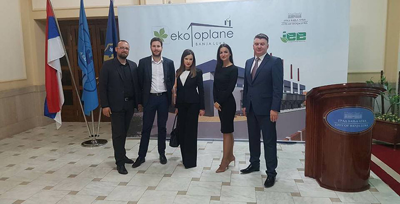 Banjaluka to get new biomass central heating plant supported by private partner