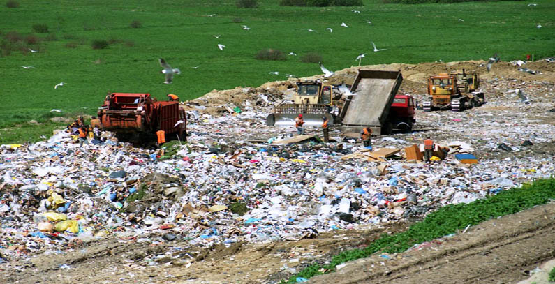 Invitation to fund clearing up of landfills in local communities in Croatia