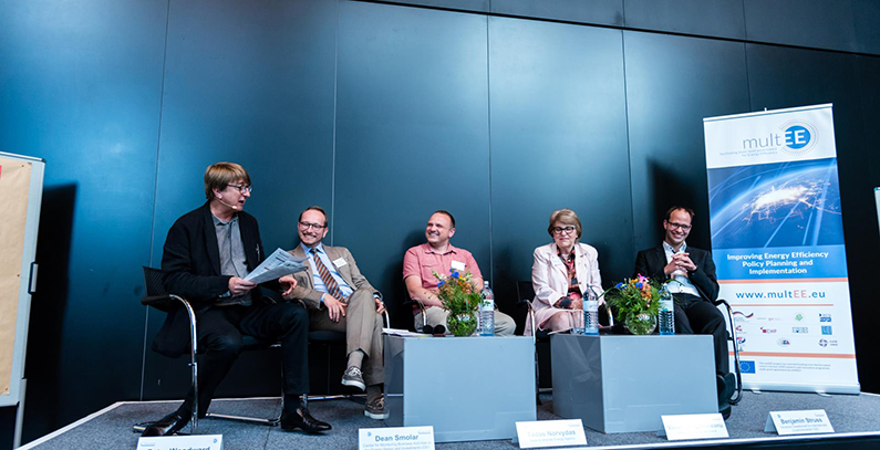 Final Facilitating multi-level governance for Energy Efficiency (multEE) project conference held in Vienna