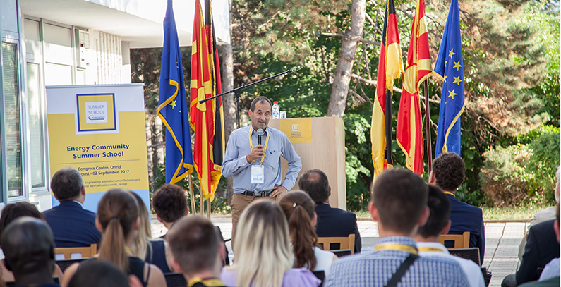 Second Energy Community Summer School launched today in Ohrid