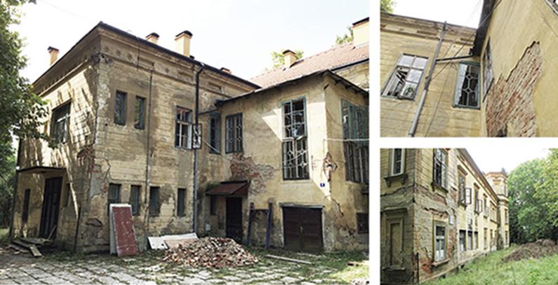 XIX. századi kastélyból alacsony energiaigényű épület de4ce3f876