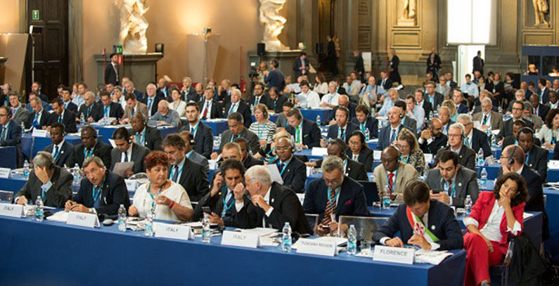 42 Governments sign 'Florence Declaration', new IRENA report on geothermal energy released