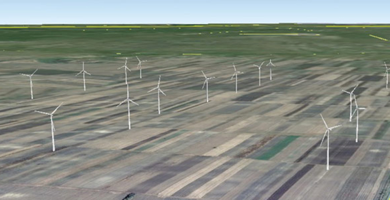 EUR 9.8 million for construction of wind park Malibunar in Serbia
