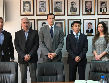 Serbian-Chinese partnership for medical waste treatment