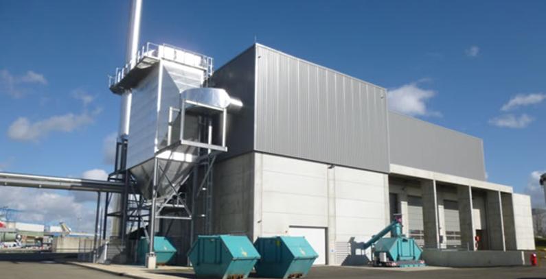 Airbus se greje na biomasu