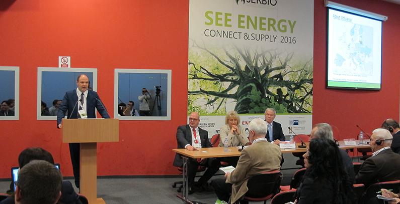 Konferencija o biomasi SEE Energy – Connect & Supply 2016 održana u Novom Sadu