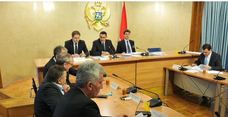 Trece parlamentarno slusanje Skupstina Crne Gore