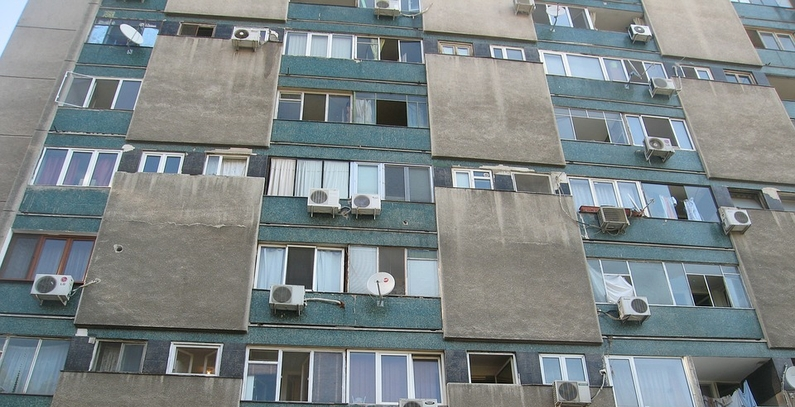 Bukurest stambene zgrade energetska efikasnost