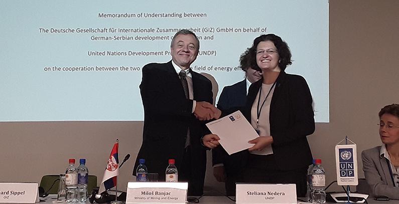 UNDP i GIZ zajedno unapređuju energetsku efikasnost zgrada u Srbiji