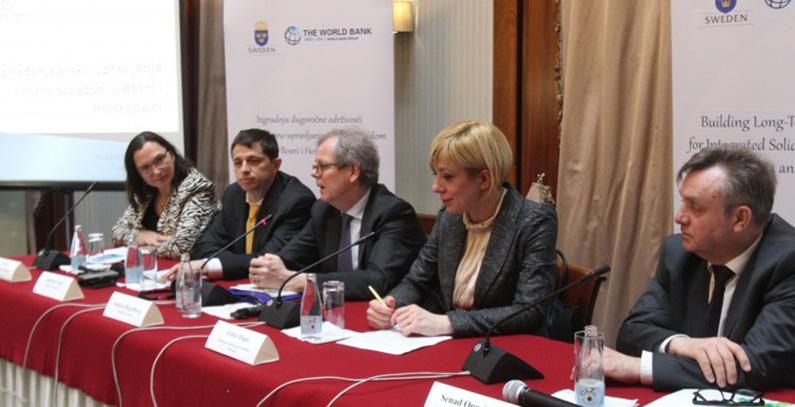 Počela edukacija o upravljanju otpadom za državne službenike BiH