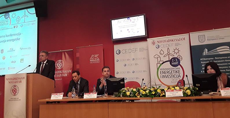 Zaštita životne sredine i održivi energetski razvoj u fokusu CEDEF manifestacije u Novom Sadu