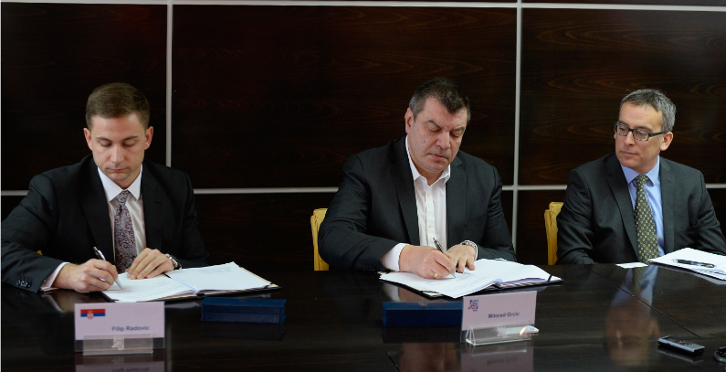 EPS potpisao ugovor sa Agencijom za zaštitu životne sredine, deo projekta vrednog milijardu evra za usklađivanje sa evropskim standardima