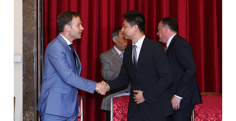 Potpisan memorandum sa kineskom firmom o izgradnji toplovoda u Beogradu