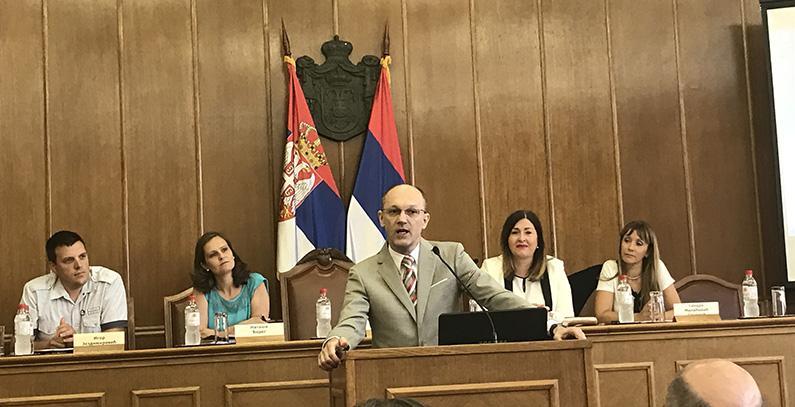 Trivan: Srbija može da ostvari ciljeve u životnoj sredini u saradnji sa civilnim sektorom i medijima