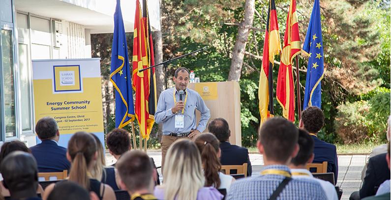 Druga Letnja škola Energetske zajednice svečano otvorena na Ohridu