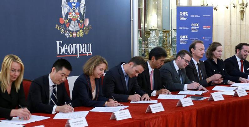 Grad Beograd potpisao ugovor o javno-privatnom partnerstvu za deponiju Vinča sa francusko-japanskim konzorcijumom