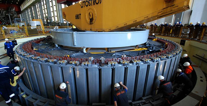 EPS završio obnovu četiri agregata HE Đerdap 1, snaga povećana 60 MW