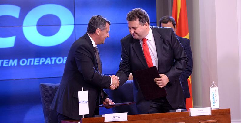 MEPSO i Siemens potpisali ugovor o revitalizaciji trafostanice Dubrovo