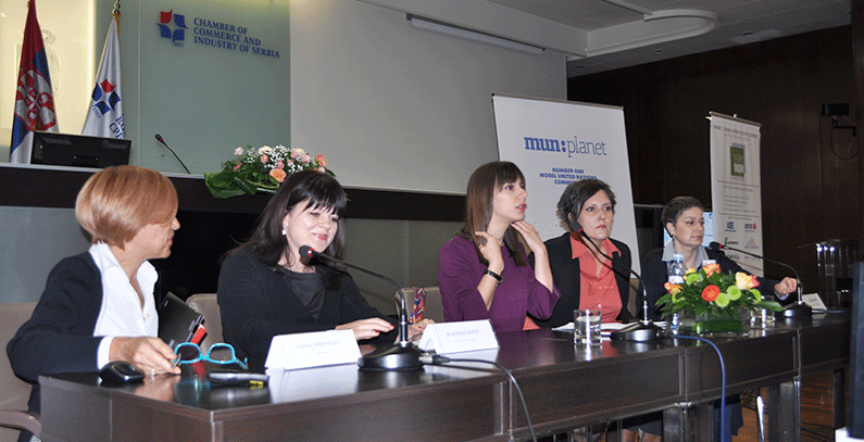 Women panel, Green Economy Congress