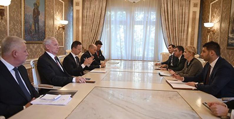 Mađarska zainteresovana da ulaže u energetske kapacitete Crne Gore