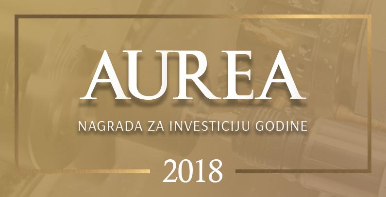 eKapija raspisala konkurs za nagradu Aurea 2018, podrška investicijama u inovativnost