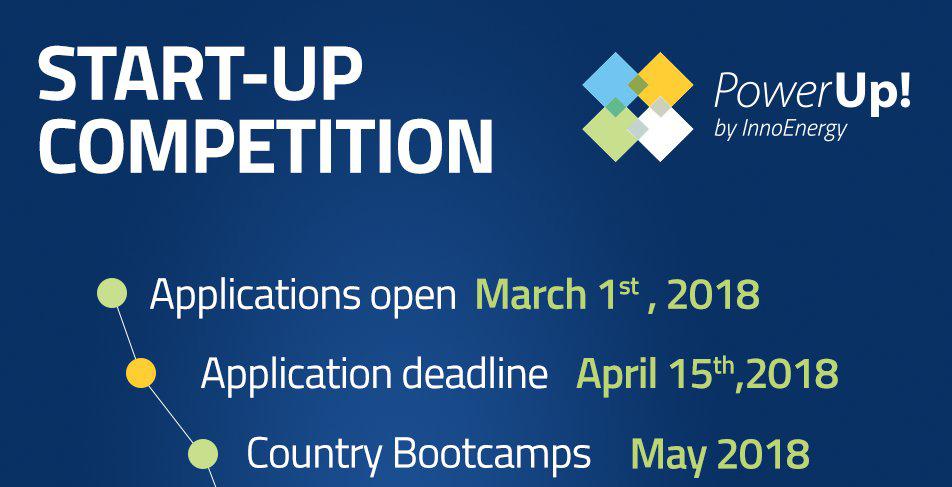 Takmičenje za startap kompanije otvoreno do 15. aprila