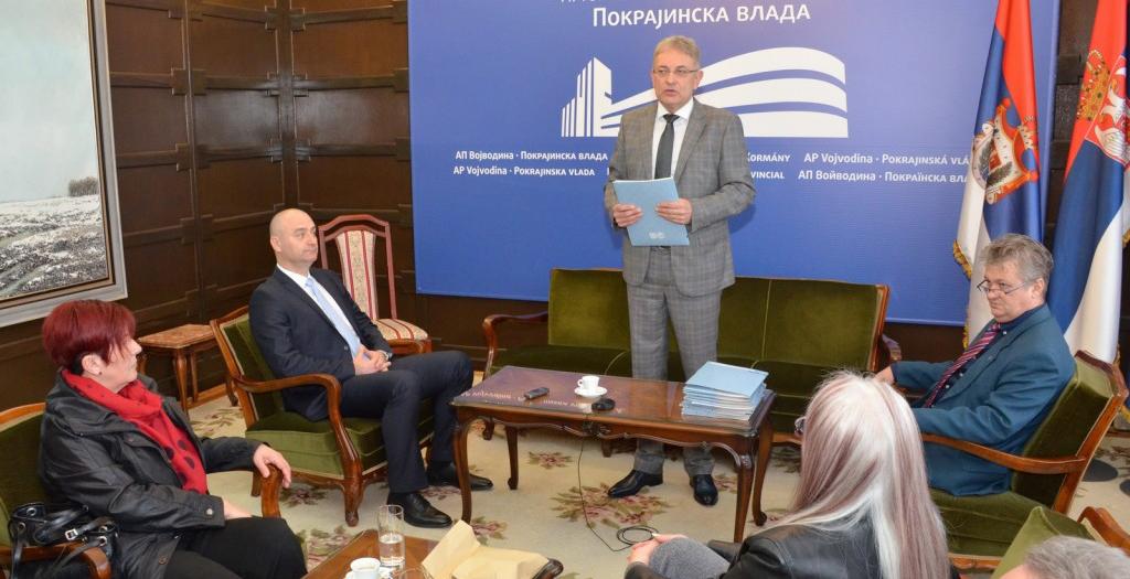 Dodeljeni ugovori za uvođenje štedljive rasvete u Vojvodini