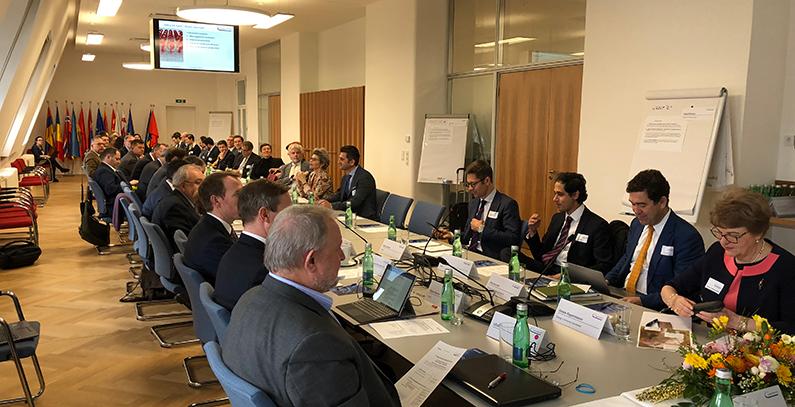 ORF-EE održao prezentaciju na donatorskom sastanku u Energetskoj zajednici: Radimo zajedno – postižemo više