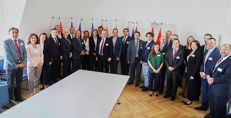 ORF-EE učestvovao u diskusiji o Nacionalnim planovima za energiju i klimu na 3. sastanku Odbora za energetiku i klimu u Energetskoj zajednici