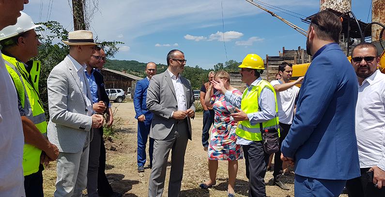 U Raškoj počela gradnja postrojenja za prečišćavanje voda vrednog 6,2 miliona evra