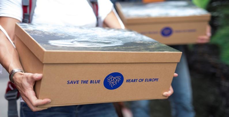 EBRD-u predata peticija za odustajanje od destruktivnih projekata hidroelektrana na Balkanu