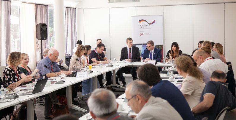 U Beogradu održana GIZ-ova radionica na temu Nacionalnih strategija obnove zgrada