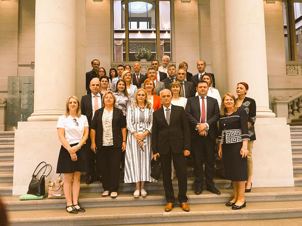 Parlamentarci JI Evrope u poseti Berlinu – centru nemačke administracije i pametnog razvoja