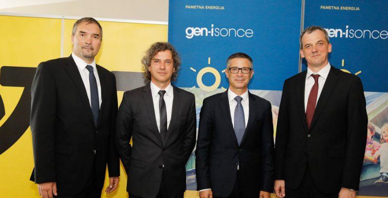 Pošta Slovenije i GEN-I sklopili partnerstvo na polju e-mobilnosti – planira se potpuna elektrifikacija voznog parka