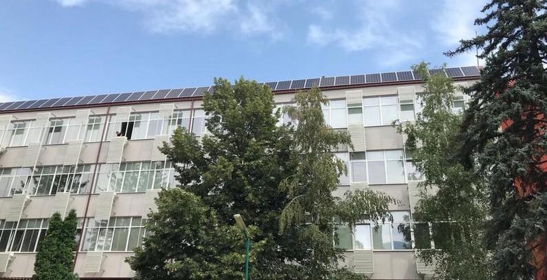 FEIT prvi fakultet u Makedoniji koji je instalirao fotonaponske panele