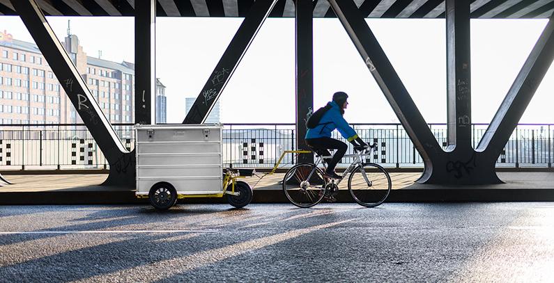 NÜWIEL električna prikolica za bicikl – inovativno rešenje za mobilnost u urbanim sredinama