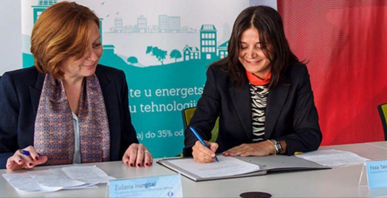 EBRD obezbedio do 600 miliona dinara UniCredit banci u Srbiji za kreditiranje projekata energetske efikasnosti i OIE