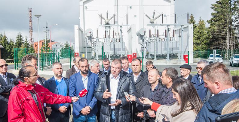 Elektroprivreda Srbije na Kopaoniku pustila u rad trafostanicu vrednu 9,5 miliona evra