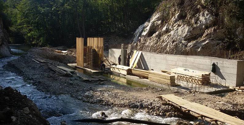 Struka o gradnji malih hidroelektrana: Uništavamo prirodne resurse zbog zanemarljive proizvodnje električne energije