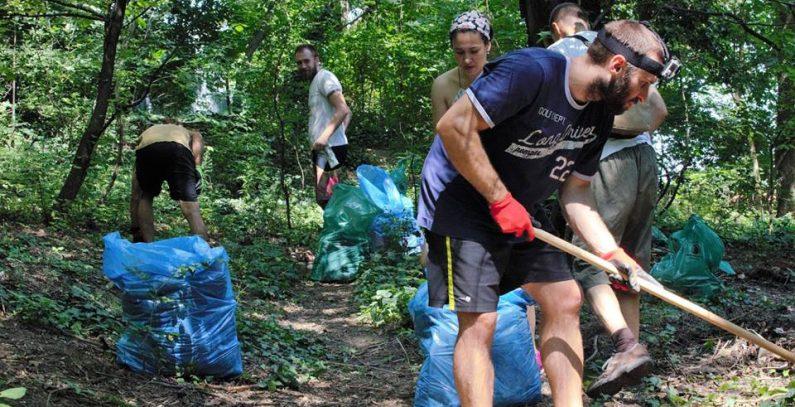 U Srbiji na Svetski dan čišćenja uklonjeno 2.000 tona smeća