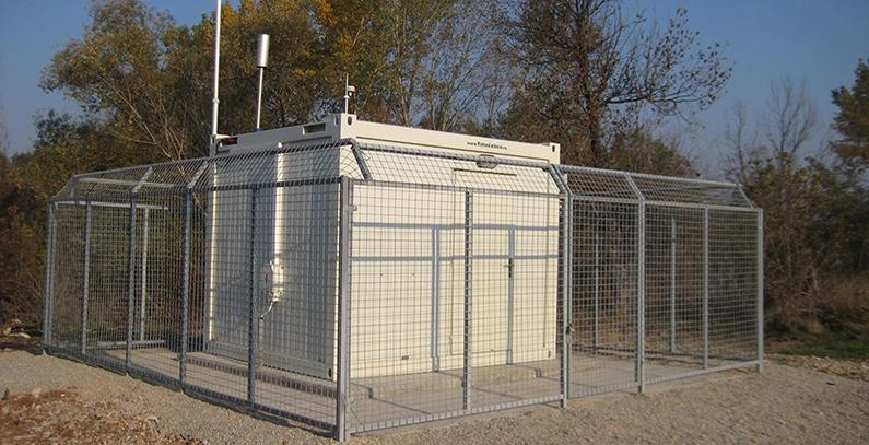 Agencija za zaštitu životne sredine dobila automatsku mernu stanicu za kvalitet vazduha od kompanije CRH Srbija