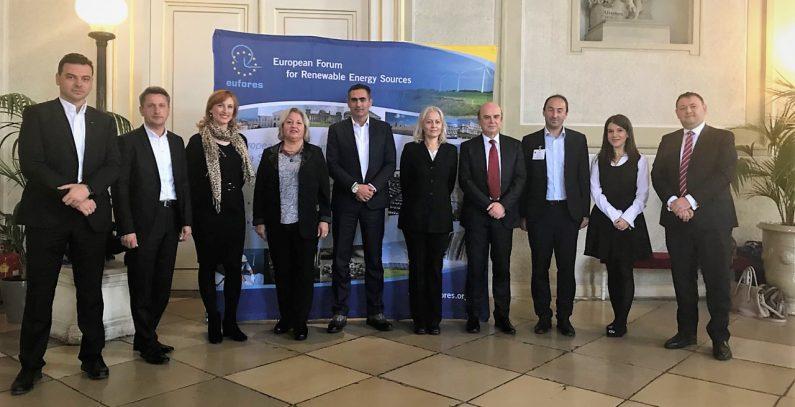 Poslanici iz JIE zajedno sa kolegama iz EU razmatrali razvojne perspektive obnovljivih izvora energije i energetske efikasnosti