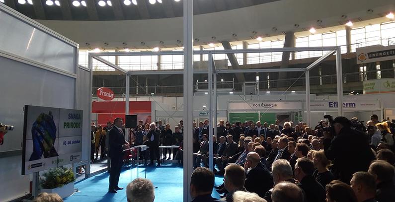 Otvoreni sajmovi energetike i ekologije, EPS najavio ponudu zelene energije sa garancijom porekla