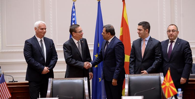 USAID pomaže Makedoniji da diverzifikuje izvore energije i uskladi propise sa EU